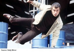 The-Professionals-Lewis-Collins-2862060 Rex FeaturesDaily Mirror