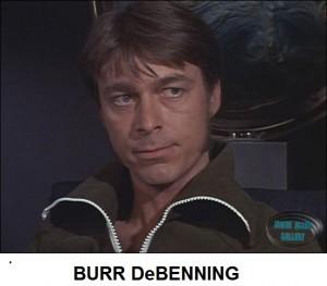 Burr De Benning - Dr. Raymond Aguila